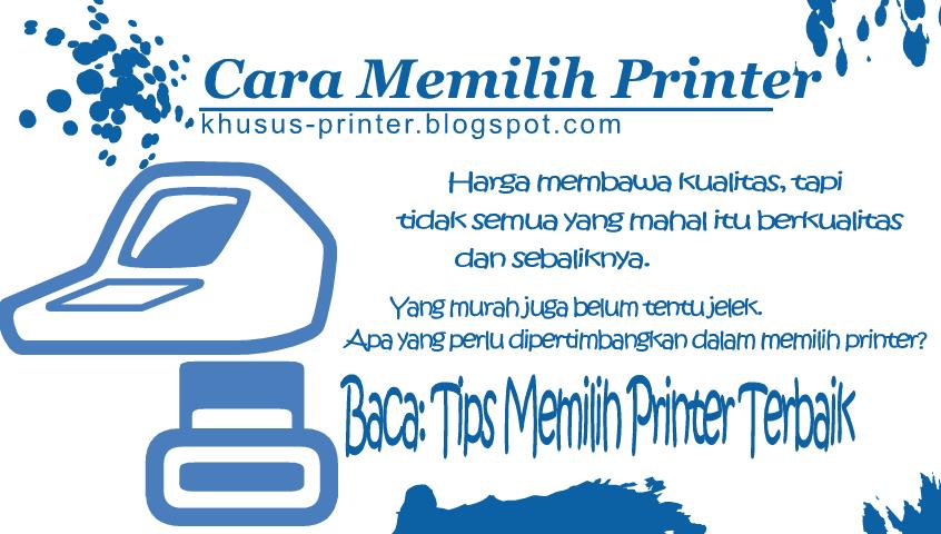 Tips Memilih Printer Laserjet Monochrome Terbaik