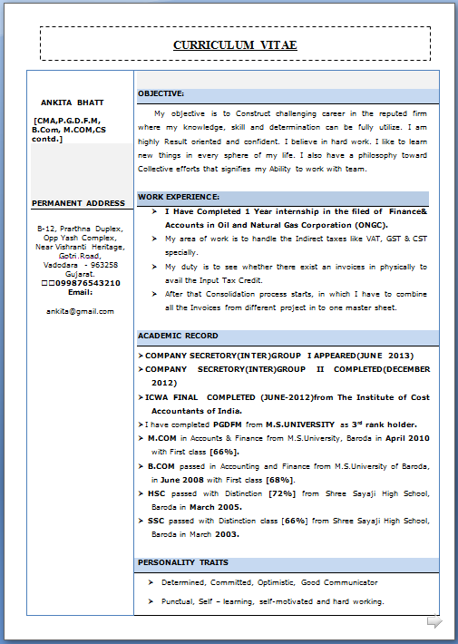 sample resume format for bcom unimportant bully ga