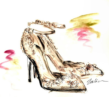 Illustration By @Taliazorefstyle