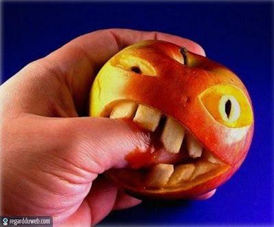Images drôles et extraordinaires Alimentation - Fruit v9