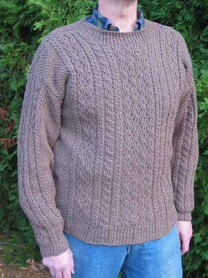 Aran Knitting : Knitting Patterns Free: aran knitting