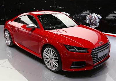 2017 Audi TT-RS Release Date