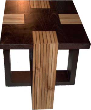 Bamboo End Tables1