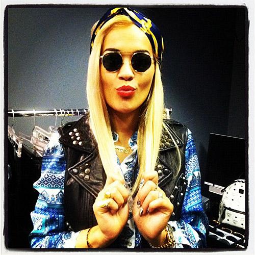 Style Icon: Rita Ora