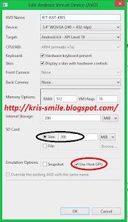 Cara Membuat Emulator Android KIT-KAT OM Kris Blog 3