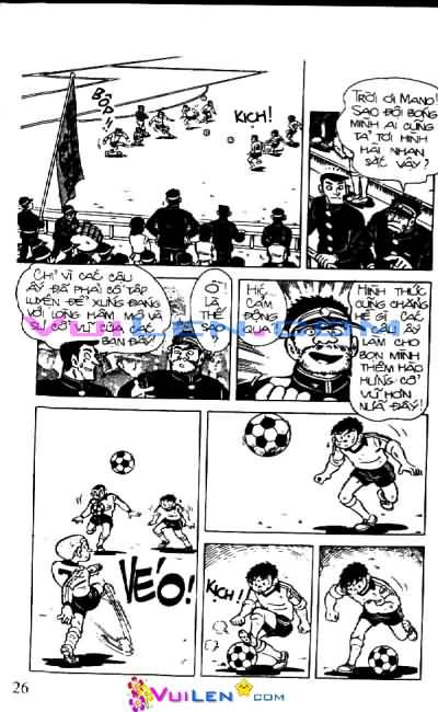 Jindodinho - Đường Dẫn Đến Khung Thành III  Tập 6 page 26 Congtruyen24h