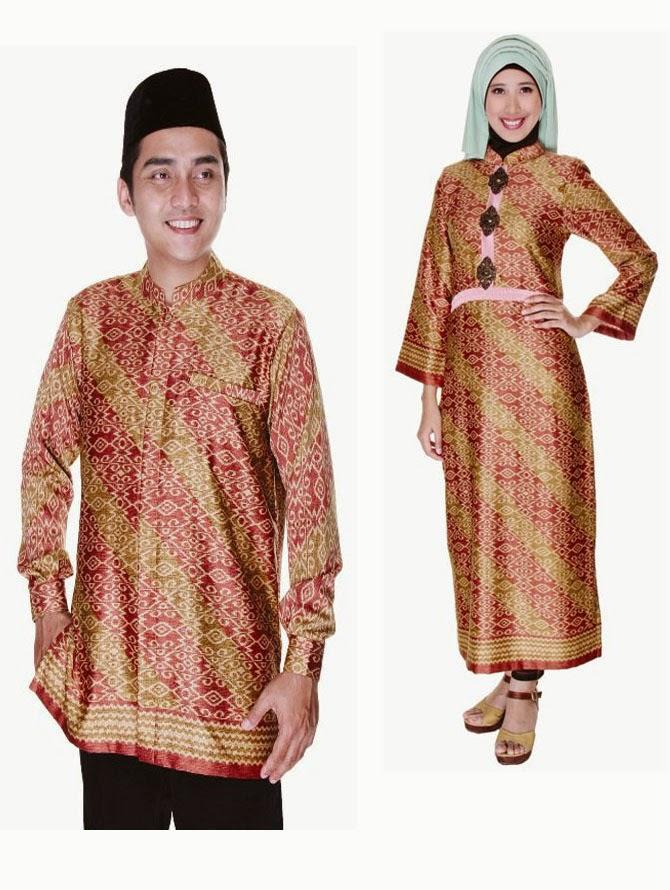 Baju Muslim Terbaru 2014 Baju Muslim Sarimbit Baju