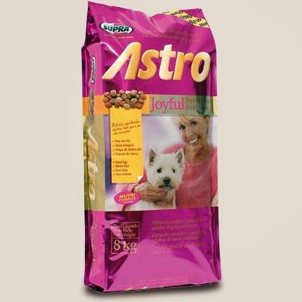 Ração Astro
