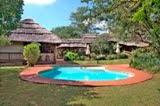 Swimming Pool At Zululand Tree Lodge
