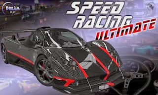Screenshots of the Speed racing: Ultimate for Android tablet, phone.