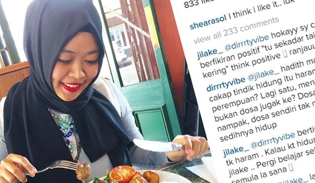 Muka Cantik Tapi.. Punca Wanita Ini Dikritik Netizen!!