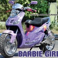 Yamaha Mio '07 : Barbie Girl