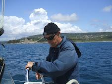 Un skipper attentif