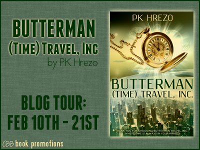 Butterman Time Travel Inc. Tour