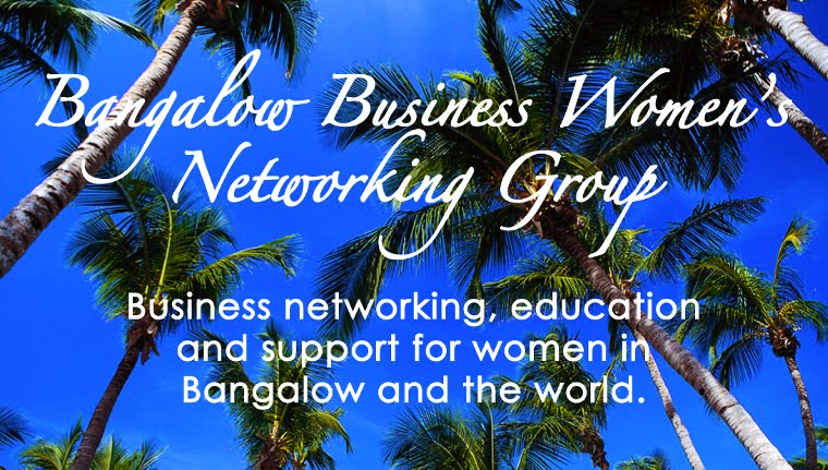 Bangalow Business Women's Networking Blog