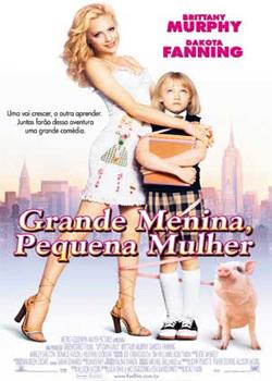Filme Grande Menina, Pequena Mulher DVDRip RMVB Dublado