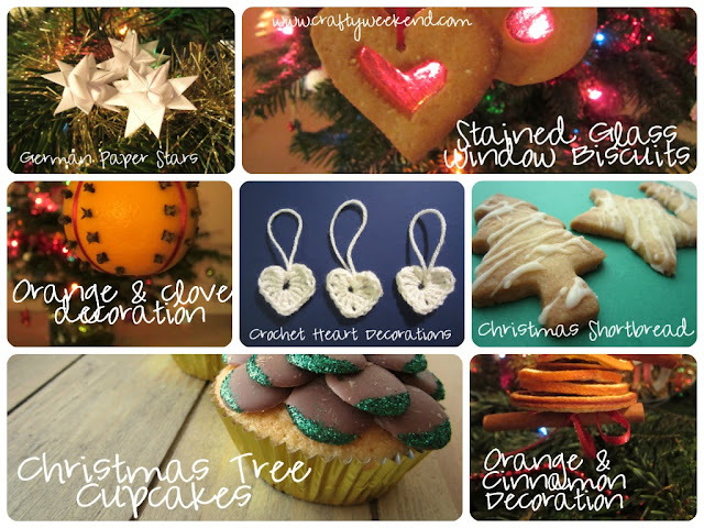 easy christmas holiday craft ideas with kids, simple projects,