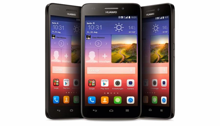 Huawei,Ascend Y550