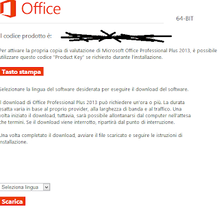 Come ottenere gratis Office 2013 Italiano Completo - Link download