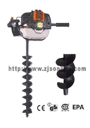 Gasoline Auger Drill1