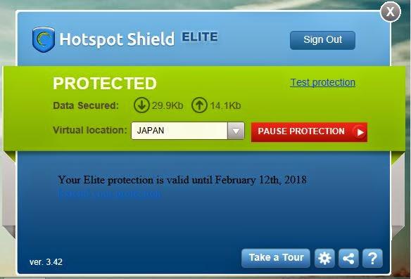 Hotspot Shield Crack 2014 Crack Serial