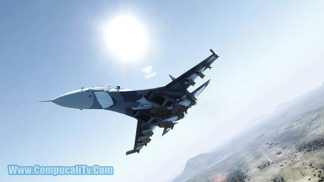 Janes Advance Strike Fighters [JASF] 2011 PC Full Español [Pocos Recursos] Descargar 1 Link