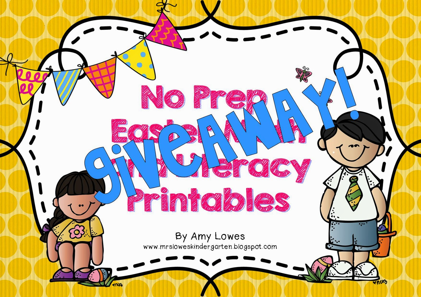 http://www.teacherspayteachers.com/Product/No-Prep-Easter-Math-and-Literacy-Printables-1148949