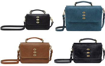 Mademoiselle Fashionist: New Mulberry