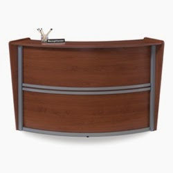 OFM Marque Series 55290 Reception Desk