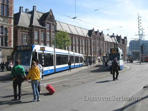 Amsterdam Gradski Prevoz