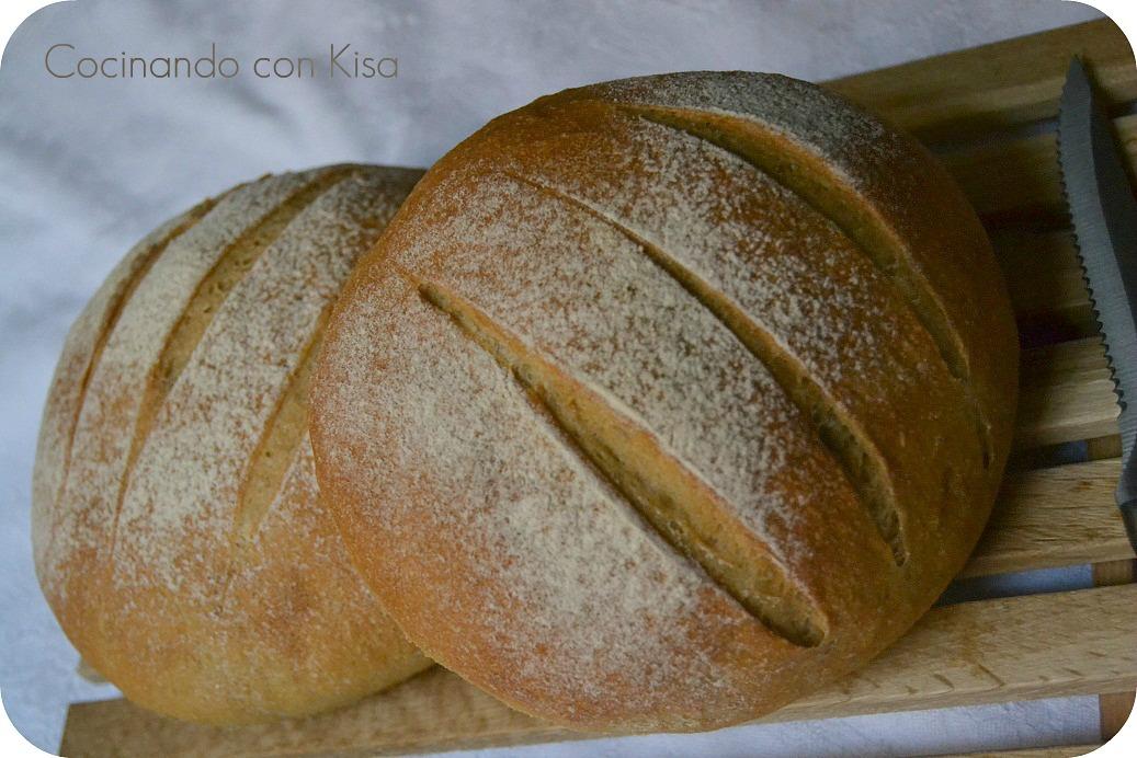 Cocinando con kisa pan con harina de khorasan o kamut for Pane con kitchenaid