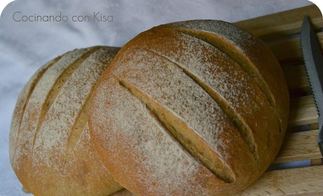 Cocinando con kisa pan con harina de khorasan o kamut for Cocinando con kisa