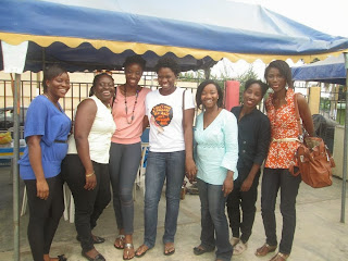 Ghana hair event