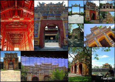 Digital Reconstruction clip of Hue Imperial City, Hue Imperial City clip