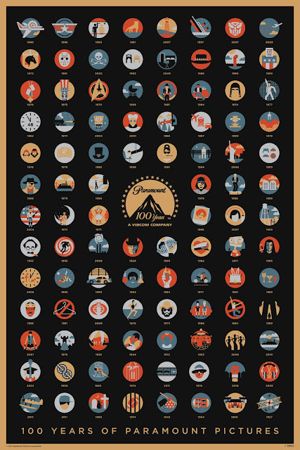 Most minimalist movie posters suck gigantic, stylized-in-the-manner-of-Saul-Bass donkey balls, but this minimalist poster's fantastic.