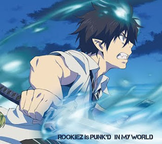 Ao no Exorcist OP2 Single - IN MY WORLD