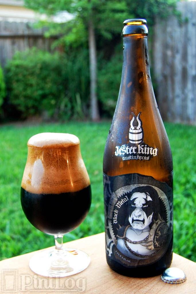 Jester King Black Metal OG
