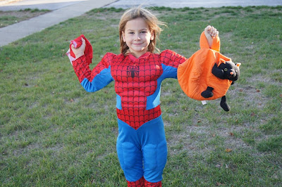 Surprise, the strong Spiderman is a girl