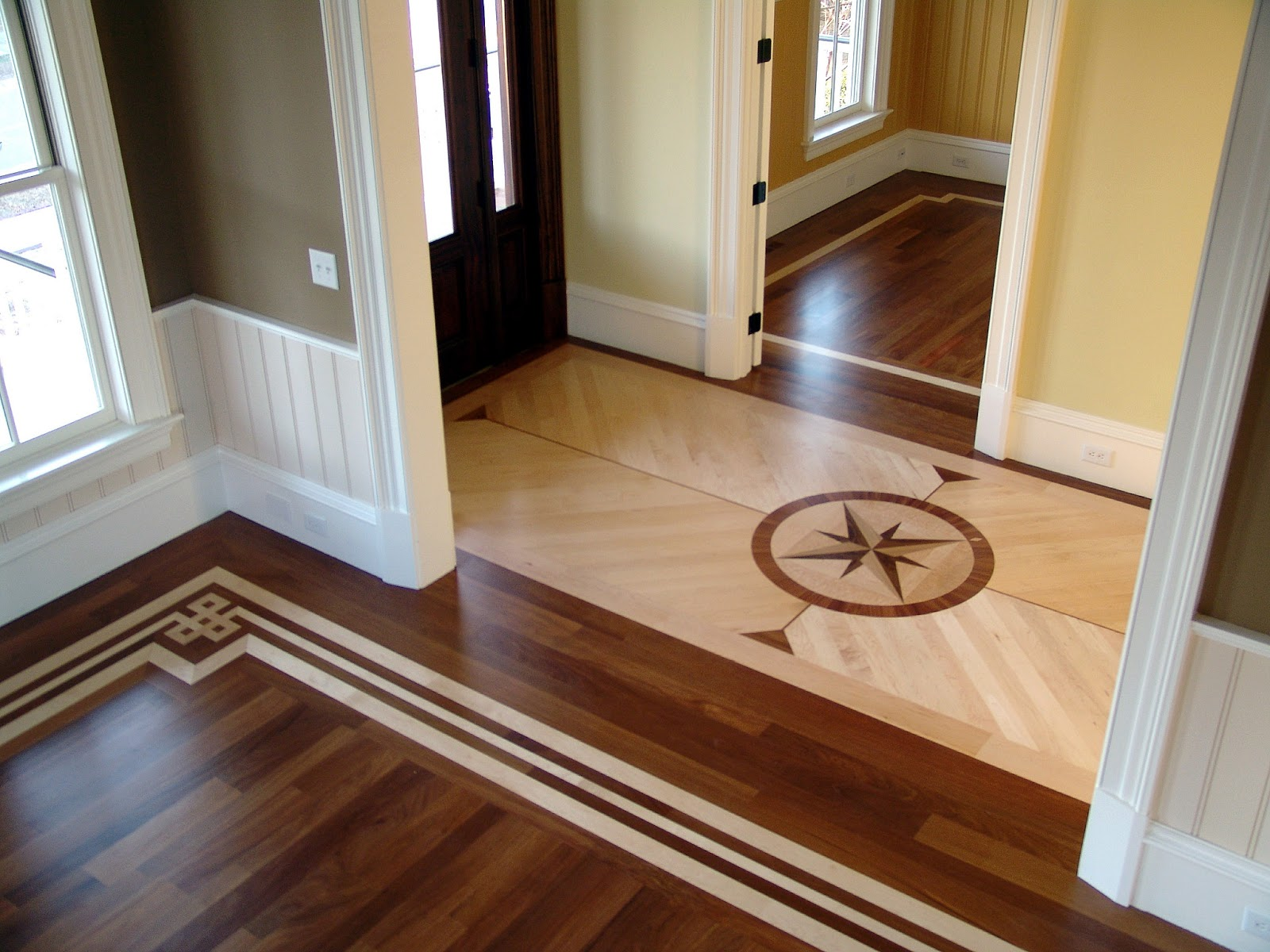 Hardwood flooring installer three great solutions to your for Hardwood floor designs ... & Hardwood Floor Designs - canopy hardwood flooring 2 photos floor ...