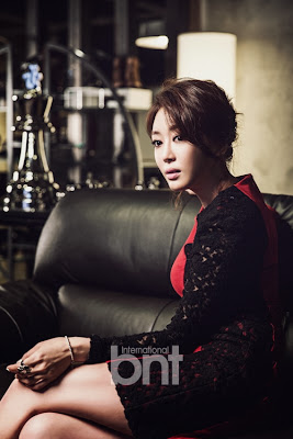 Kang Ye Won - bnt International December 2013