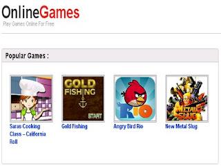 games Memasak Online
