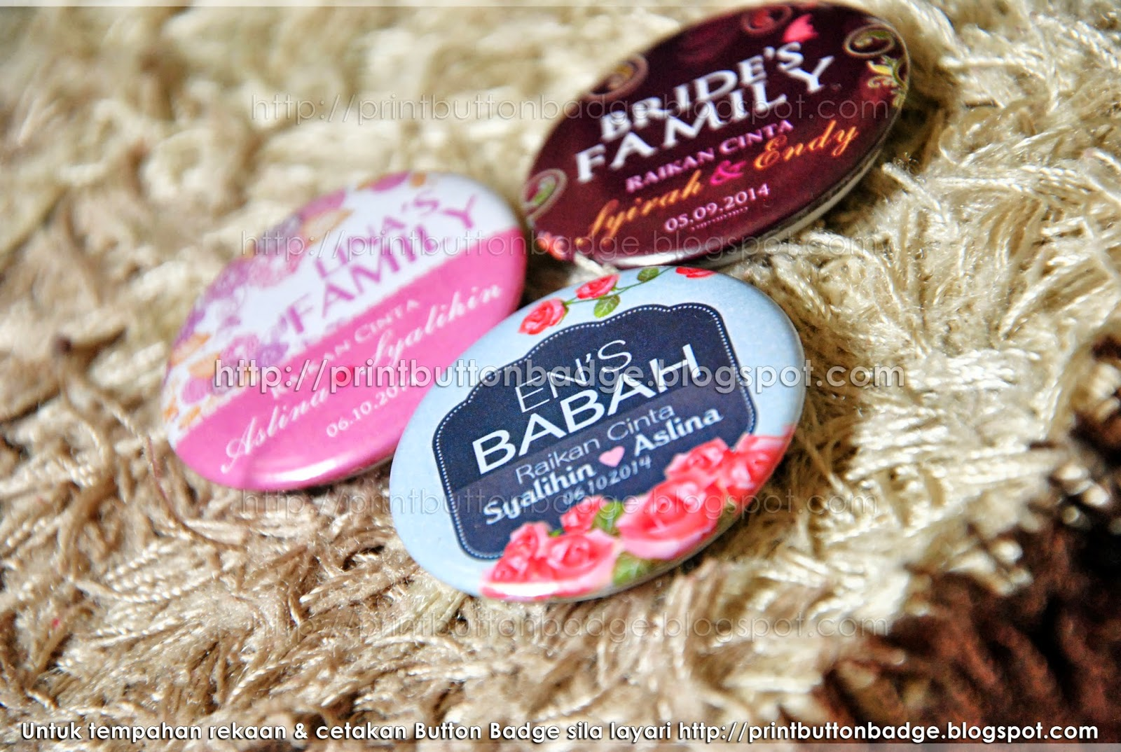 button badge online order