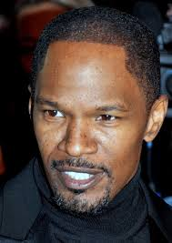 What is the height of Jamie Foxx?