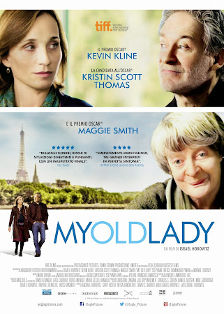 Poster Of Hollywood Film My Old Lady (2014) In 300MB Compressed Size PC Movie Free Download