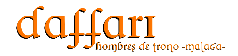 -Daffari Hombres De Trono-