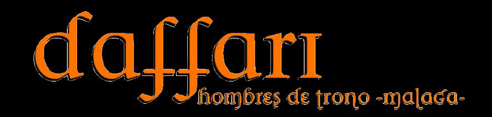 -Daffari Hombres De Trono-