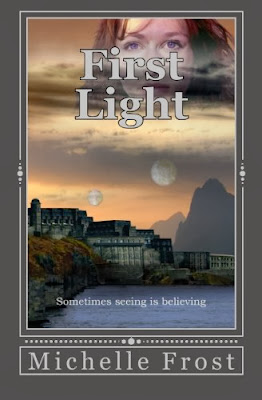http://www.amazon.co.uk/First-Light-1-Michelle-Frost/dp/1494262932/ref=tmm_pap_title_0
