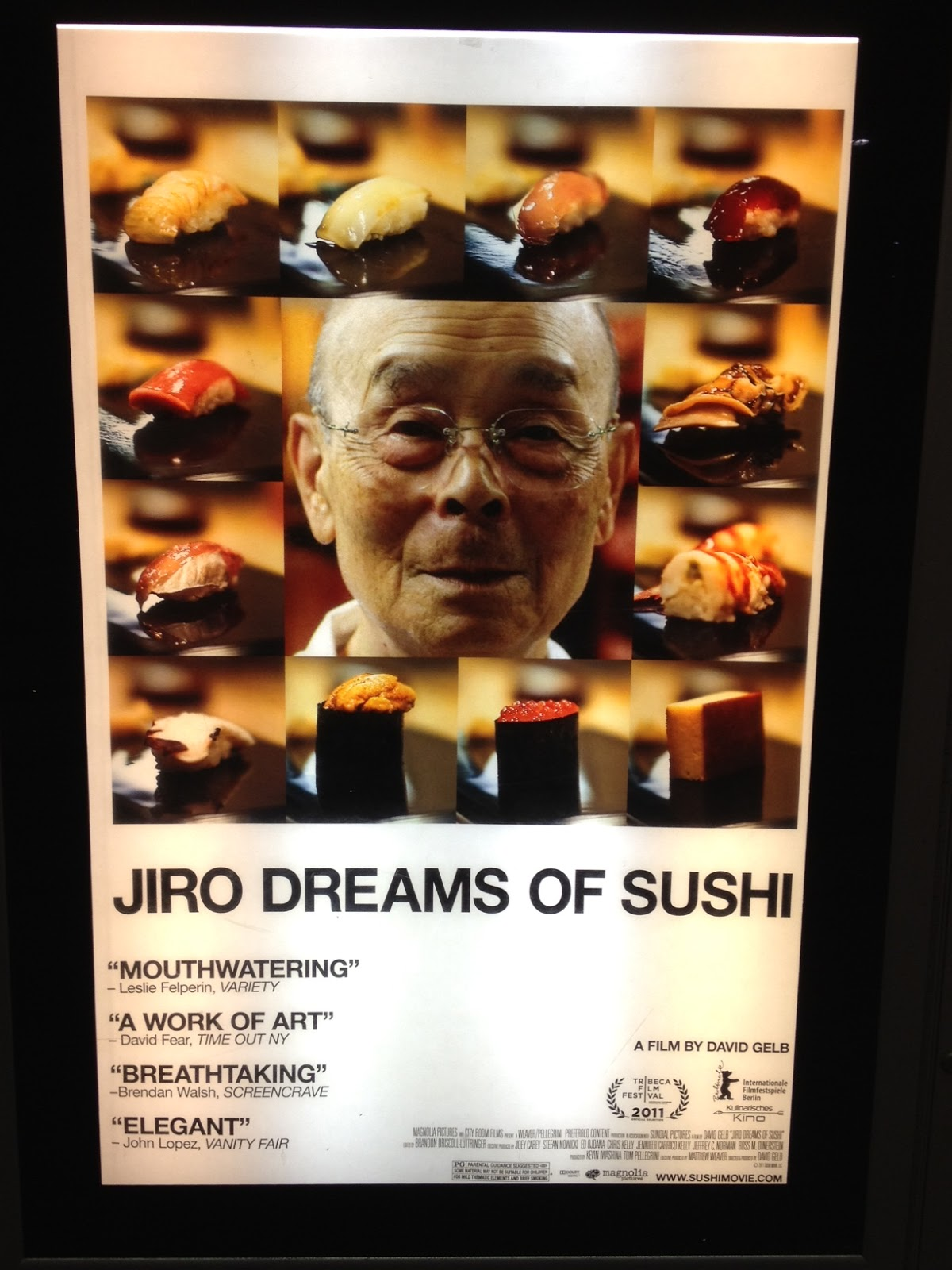 jiro dream s of sushi