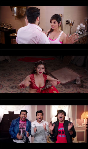 Screenshots Of Great Grand Masti 2016 Theatrical Official Trailer Free Download HD 720P