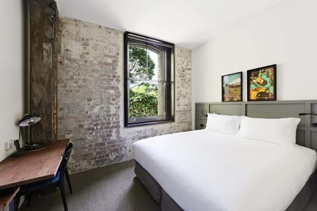 hotel en Sydney Instagram